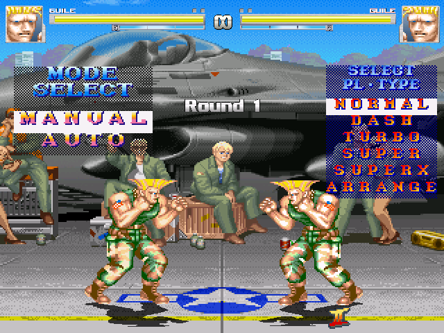 Hyper Sf2 Guile By Kaz Updated 02 17 2015 2015 Mugen